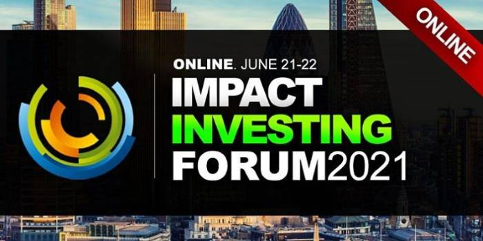 Impact investment ESG banking conference 2021