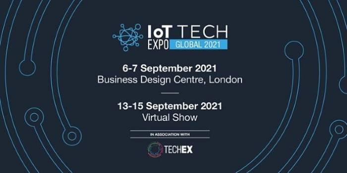 IoT Tech Expo Global 2021