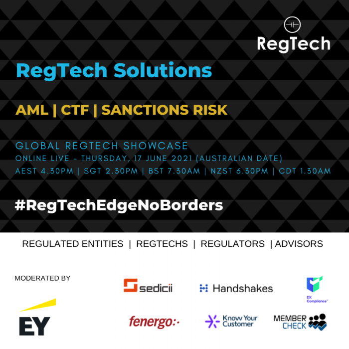 RegTech edge no borders