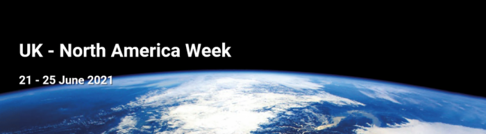 UK - North America week 2021