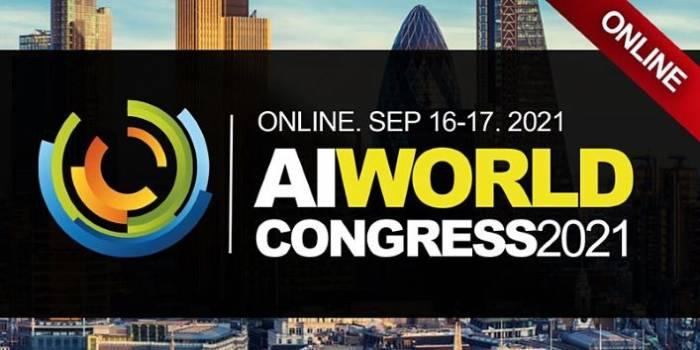 AI World congress event 2021