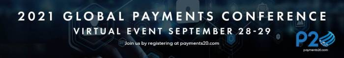 The P20 global payments conference