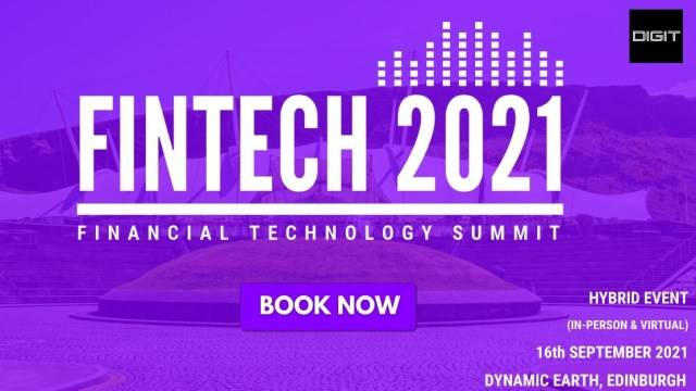 Scotland FinTech festival, financial technology summit