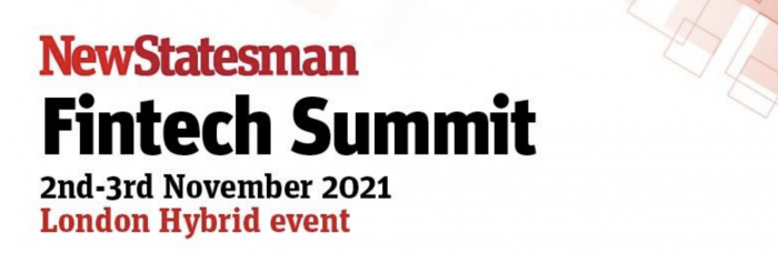 New Statesman's 4th annual edition of the Fintech Summit