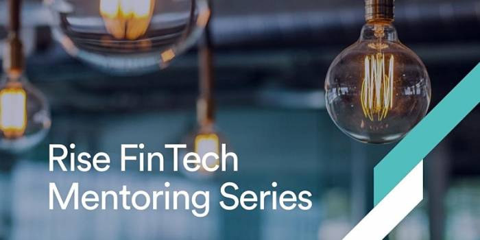Rise FinTech Mentoring @ FinTech Talents Festival