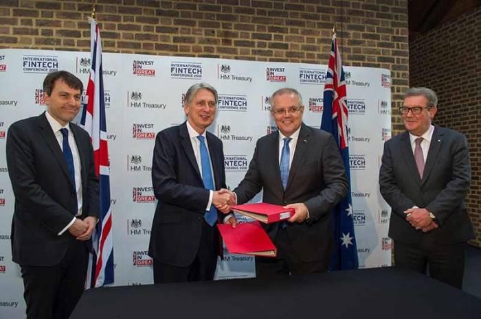 UK-Australia FinTech Bridge