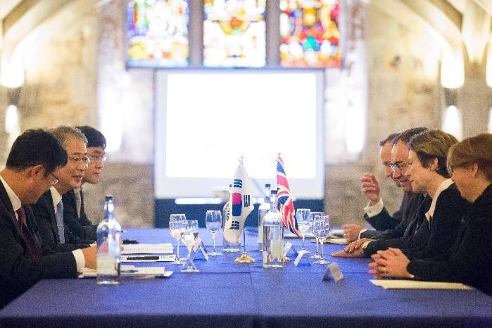 UK-Korea FinTech Bridge