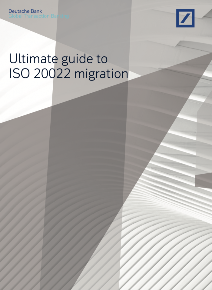 Ultimate guide to ISO 20022 migration