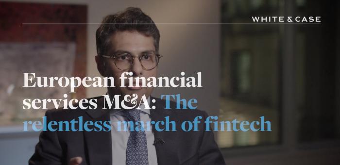 The relentless march of FinTech: Video