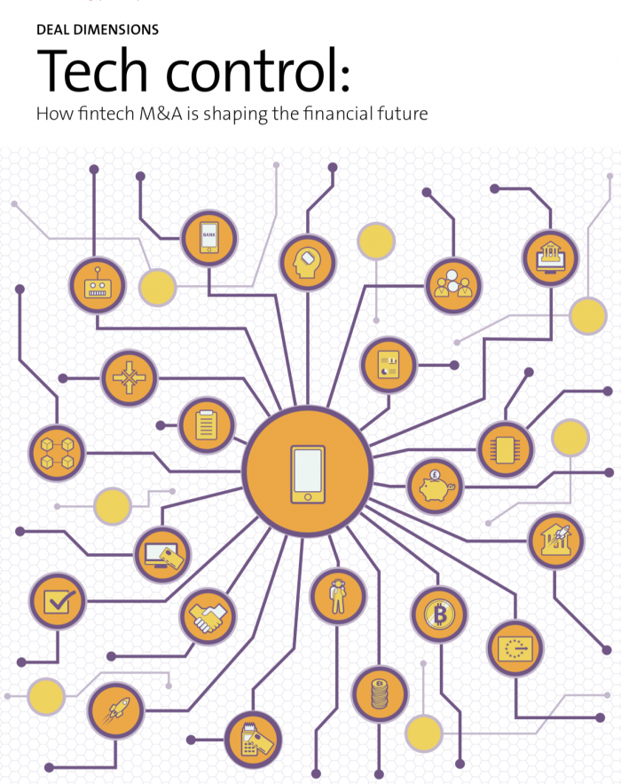 Deal Dimensions- Tech control: How fintech M&A is shaping the financial future