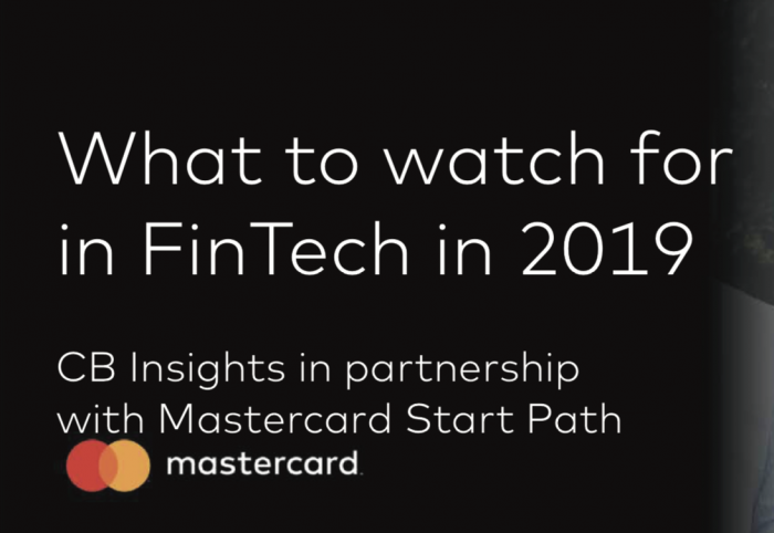 What to watch for in FinTech 2019