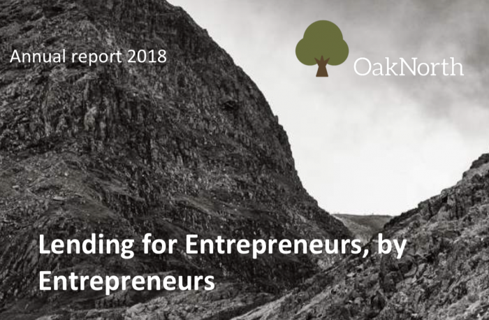 Lending for Entrepreneurs, by Entrepreneurs - Annual Report 2018