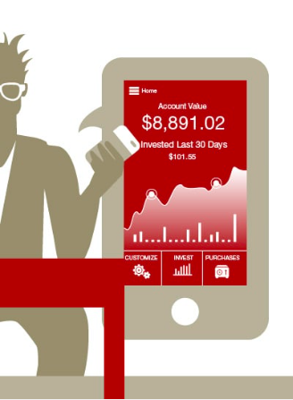 Managing millennial money