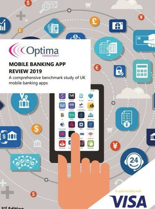 Optima Consultancy's mobile banking app review 2019