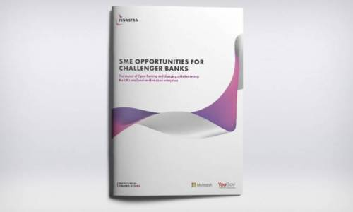 Finastra report: UK SME Opportunities for Challenger Banks