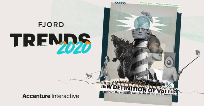 Fjord Trends 2020: Emerging Trends in Business, Tech and Design