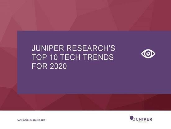 Top Ten Tech Trends for 2020