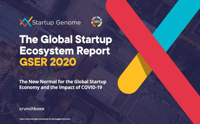 The Global Startup Ecosystem Report GSER 2020