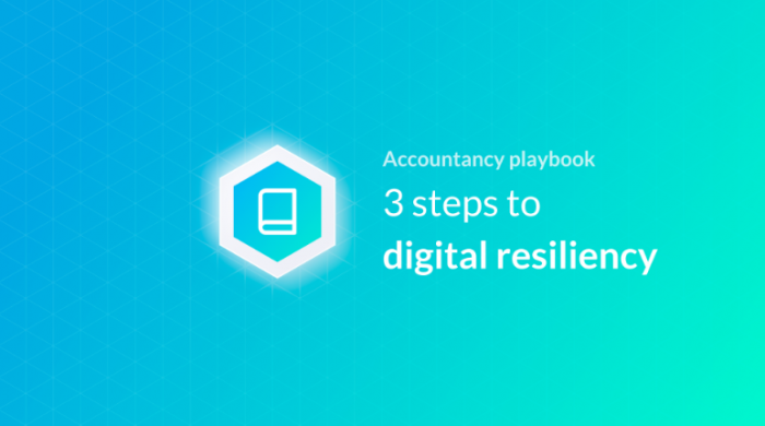 The 3 starting steps to true digital resiliency | Accountant playbook
