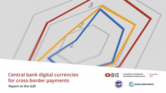 Central bank digital currencies for cross-border payments