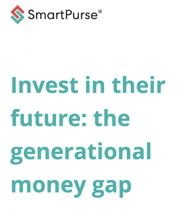 Invest in their future: the generational money gap