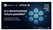 Is a decentralised future possible?