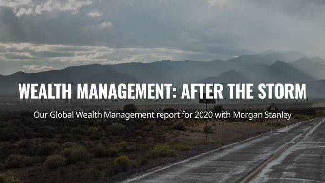 Wealth management - after the storm