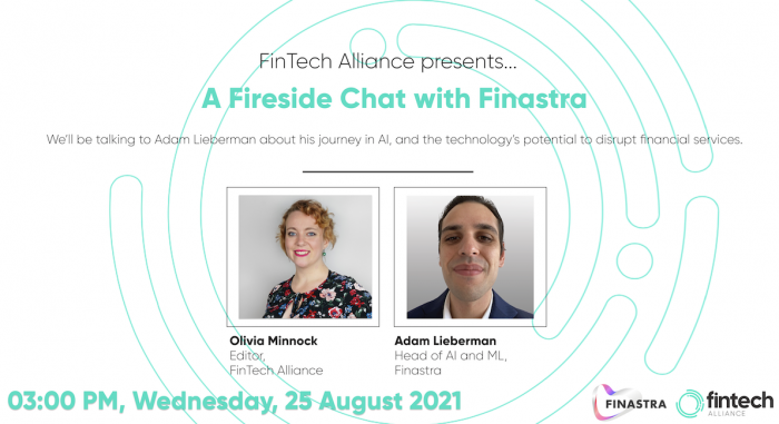 A fireside chat with Finastra