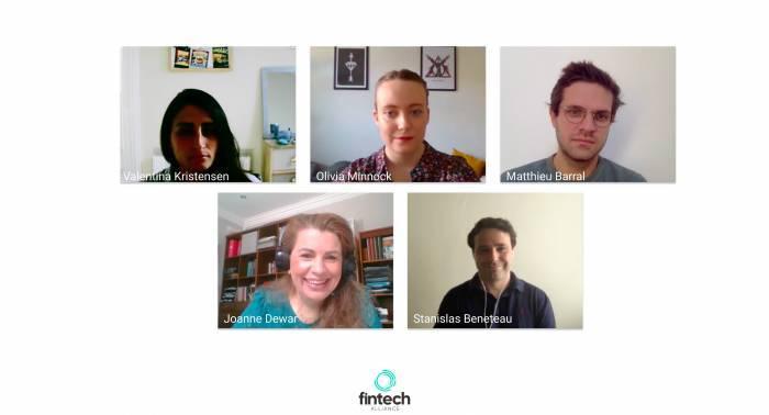 Shaping FinTech - Partnerships