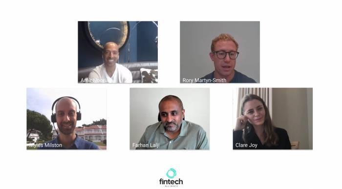 Shaping FinTech - Scaling Up