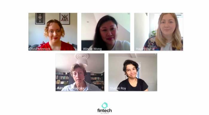 Shaping FinTech - Women in Finance