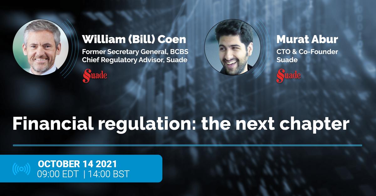Financial regulation: The next chapter