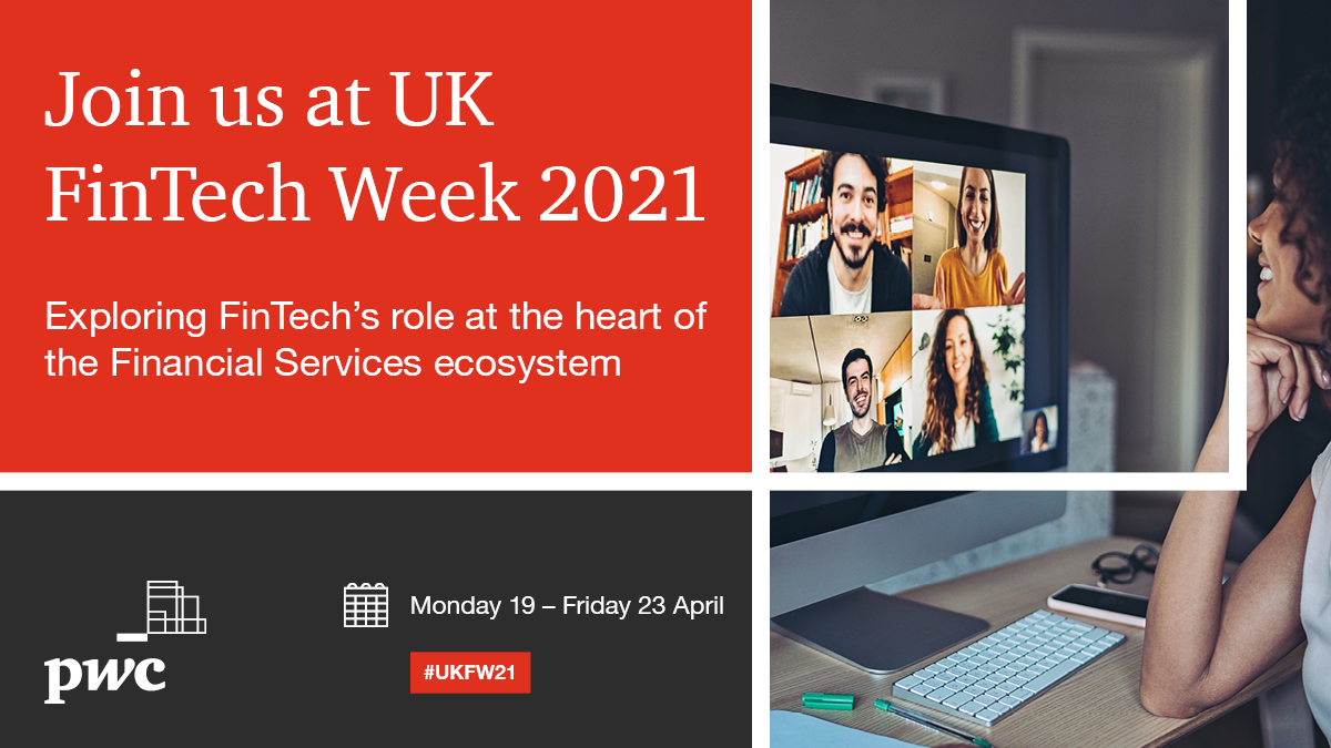 UK FinTech Week: Event - Scaling FinTechs for success through partnership and collaboration